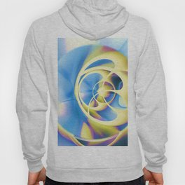 Surreal Abstract Orbs Spheres Hoody