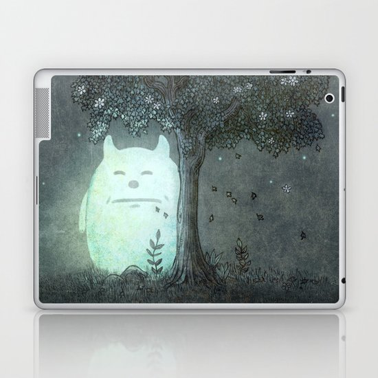 Full Moon Spirit  Laptop & iPad Skin
