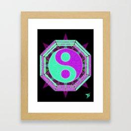World Religions -- Taoism Framed Art Print
