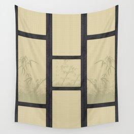 Tatami - Bamboo Wall Tapestry
