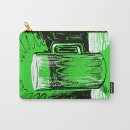 Beer_Green Carry-All Pouch