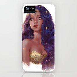 Unicorn Mermaid iPhone Case