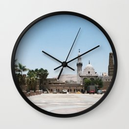 Temple of Luxor, no. 19 Wall Clock