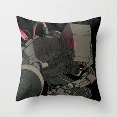 HUGE Bot Throw Pillow