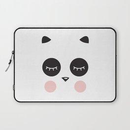 Sleepy Panda Laptop Sleeve
