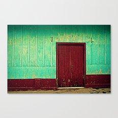 Doorways III Canvas Print