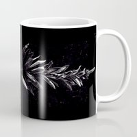 cross Mugs featuring cross by Кaterina Кalinich