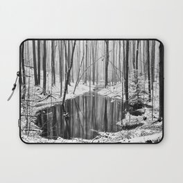 Hidden sump Laptop Sleeve