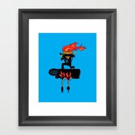 How We See Rockstars! Framed Art Print