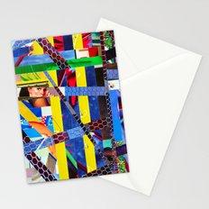 Bruce (stripes 13) Stationery Cards