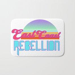 East Coast Rebellion Bath Mat