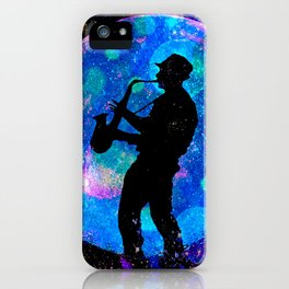 Jazz #1 iPhone Case