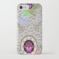 asian iPhone & iPod Cases featuring Asian pattern by Pepita Selles