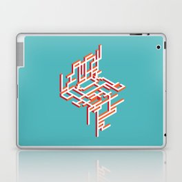 Hidden Laptop & iPad Skin