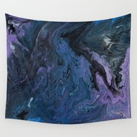 celestial Wall Tapestries featuring Celestial by BevyArt