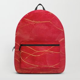 Wired Marble Backpack
