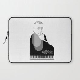 Sergei Rachmaninoff Laptop Sleeve