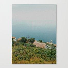 vintage italy Canvas Print