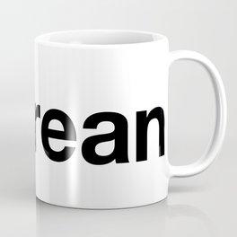 KOREAN Coffee Mug