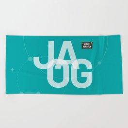 JA OG Beach Towel
