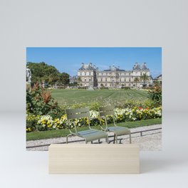Luxembourg Gardens - Paris Mini Art Print