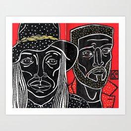 BYR Art Print