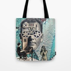 Person of Interest Tote Bag