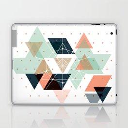 Midcentury geometric abstract nr 011 Laptop & iPad Skin