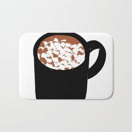 Hot Chocolate Bath Mat