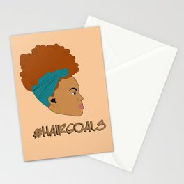 Hair Goals #2 Stationery Cards