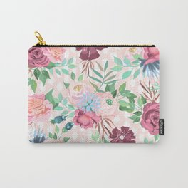 floral xii Carry-All Pouch