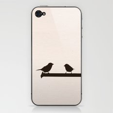 Sparrow Chat iPhone & iPod Skin