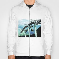 Steadily, to achieve what I want. Hoody