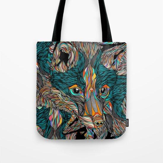 Fox (Feat. Bryan Gallardo) Tote Bag