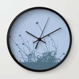 2d World Wall Clock