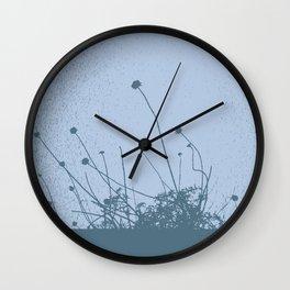 2d World Wall Clock