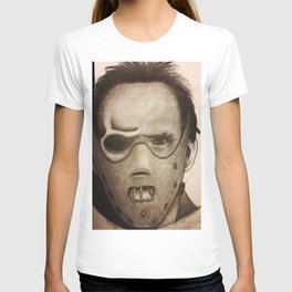 hannibal lector T-shirt