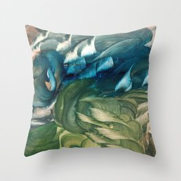 Forest Nia Throw Pillow