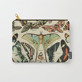 Butterfly Chart Carry-All Pouch