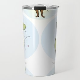 What's great about pears Travel Mug