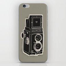 Rolleicord iPhone & iPod Skin