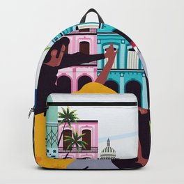 Havana ft. Salsa Dancers Backpack