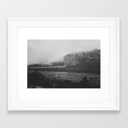 Manteigas II (Limited Edition) Framed Art Print