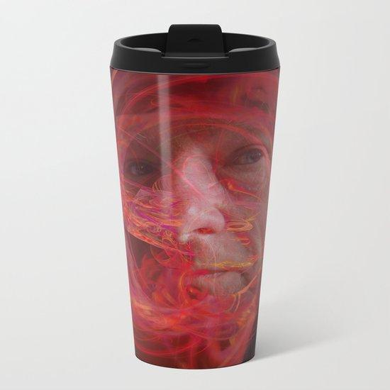Reincarnation Metal Travel Mug