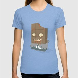 Zombie Crunch Bar T-shirt