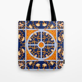 Celestial Vines Tote Bag