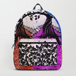 THEY COME IN COLORS Backpack