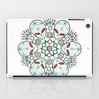 et iPad Cases featuring ET Mandala by eyebeka