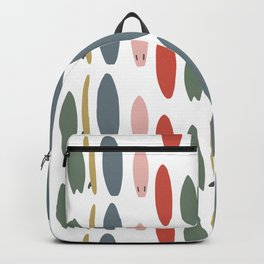 Surfboards - Northwest Color Palette Backpack