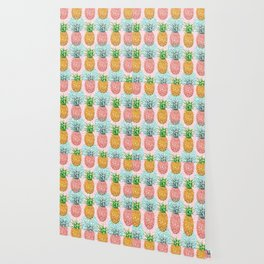 Pineapple Candy Wallpaper